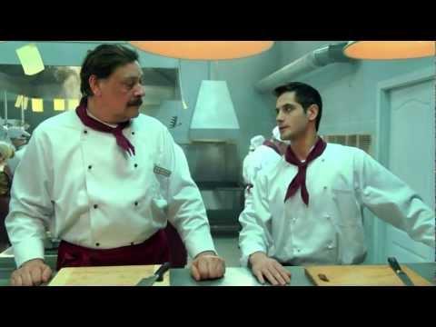 Трейлер сериала «Кухня»  на СТС(2012)