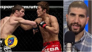 Reliving Dong Hyun Kim's brutal spinning elbow | Turn Back the Clock | Ariel Helwani's MMA Show