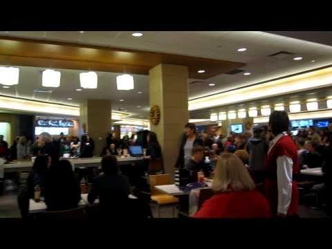 Vancouver Bach Choir (Flash Mob) - Hallelujah from Handel