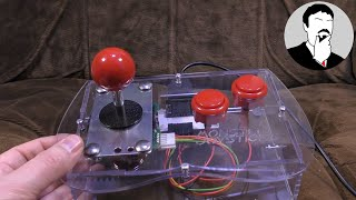 Mini Monster Retro Gaming Joystick | Ashens