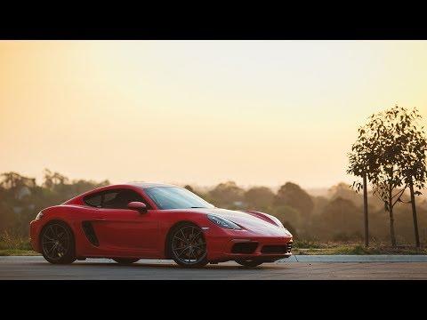 Porsche Cayman S 718 Sports Exhaust