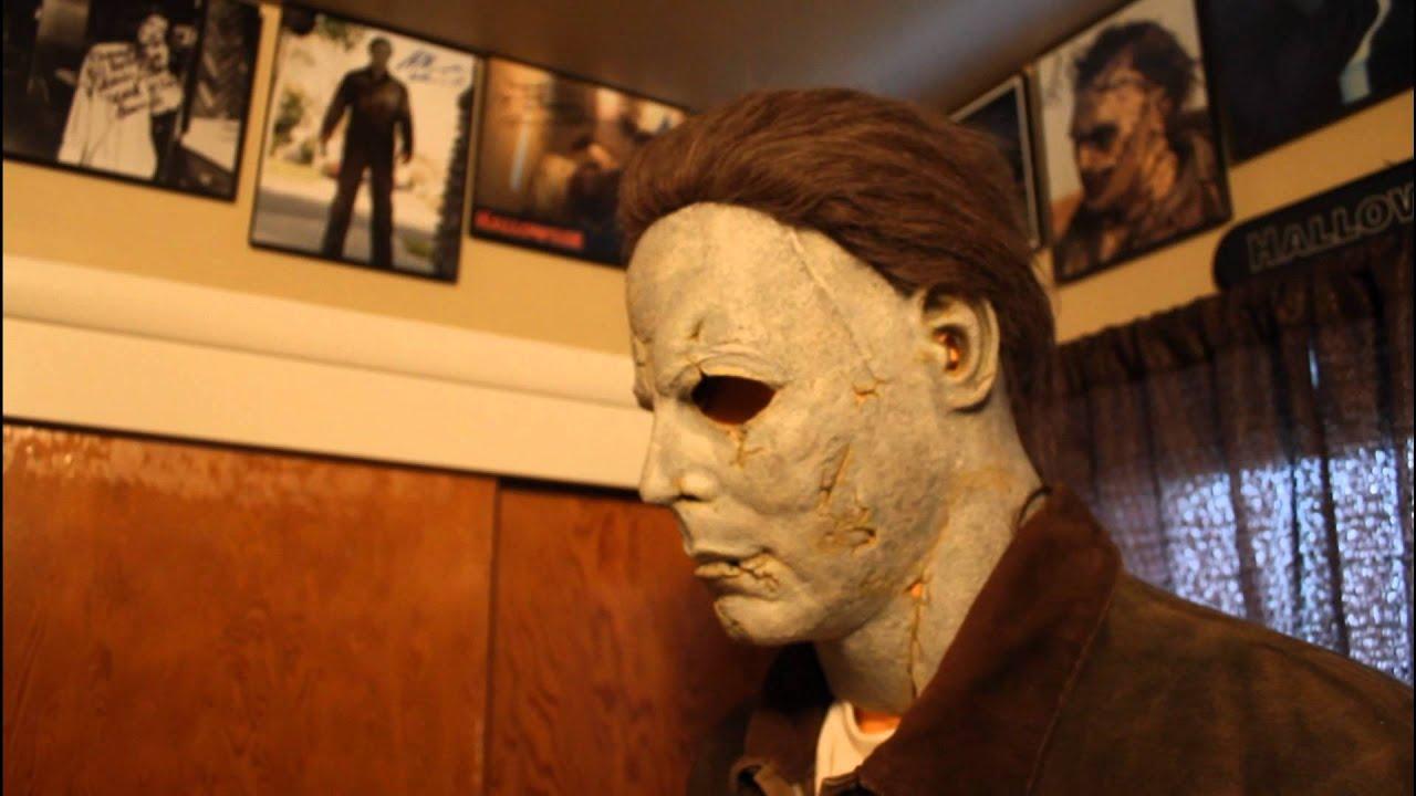 Rob Zombie Halloween Orange Mask Rob Zombie's Halloween Life