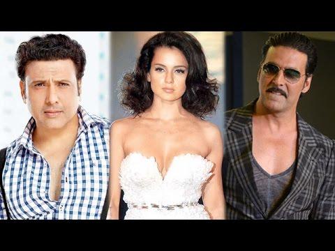 Akshay Kumar Makes Fun Of Karan Johar's Acting, 'Bombay Velvet' | Bollywood News in 1 minute