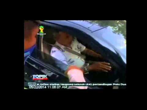 [ANTV]TOPIK Mobil Berplat Militer Melanggar Lalu Lintas