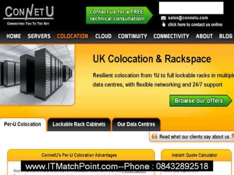 data center co location providers City of London