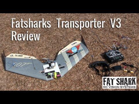 Fatsharks Teleporter V3 Review