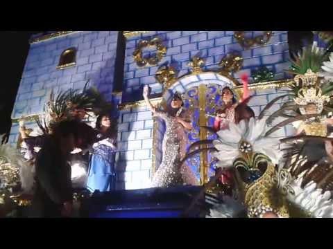 Coronación Reina de Calle Abajo de las Tablas 2014