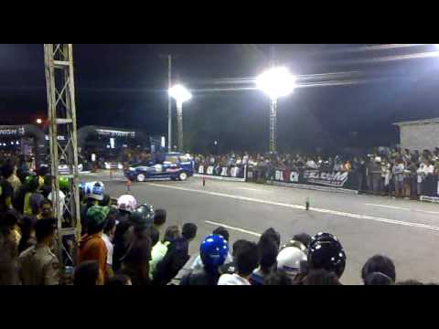 Djarum Black Night Slalom Bali 7 8 2010 Xenia Heat 2