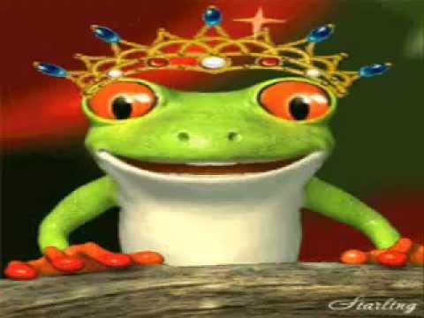 :-) Страдания Царевны-лягушки