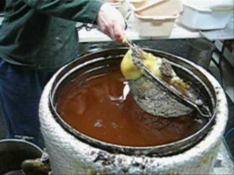 rendering beeswax capping.wmv