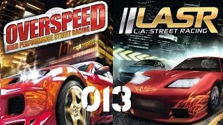 Lets Play Overspeed or LASR #013