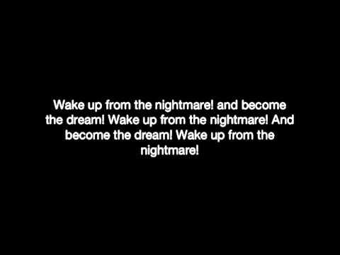 Dream Awake- Northlane ( Lyrics )