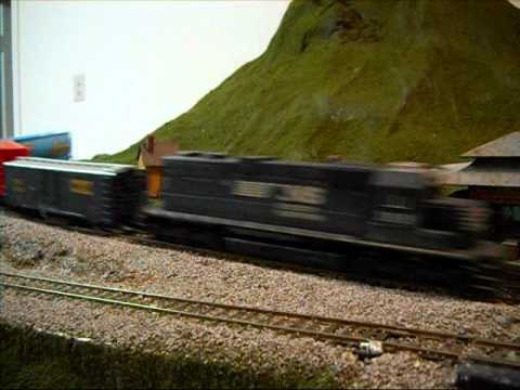 N Scale Coal Mine http://wn.com/Working_HO_Scale_Coal_Mine