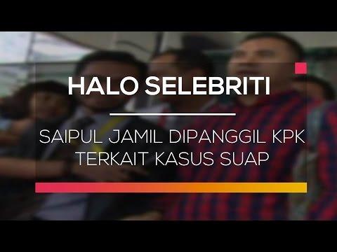 download lagu Saipul Jamil Dipanggil KPK Terkait Kasus Suap - Halo Selebriti gratis