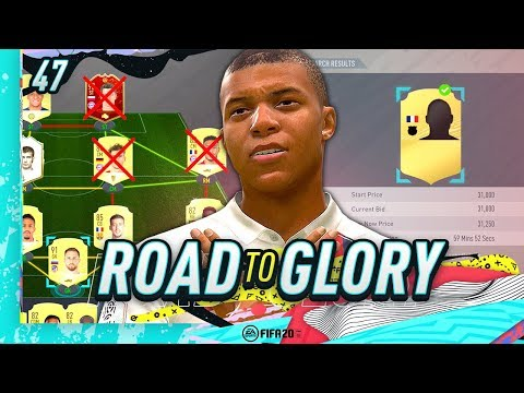 FIFA 20 ROAD TO GLORY #47 - DRASTIC CHANGES!!