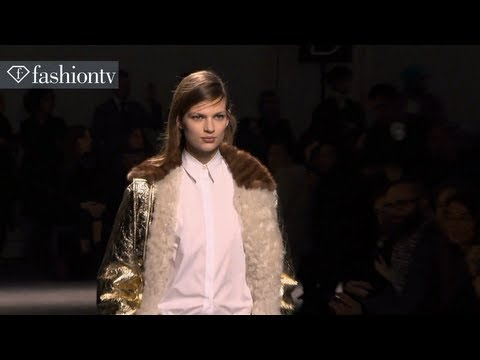No. 21 Fall/Winter 2013-14 FIRST LOOK | Milan Fashion Week MFW | FashionTV