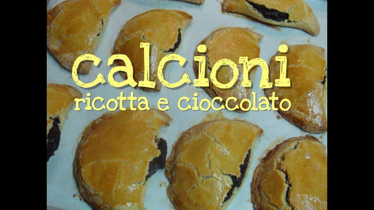 Calcioni ricotta e cioccolato fatti in casa da benedetta for Gnocchi di ricotta fatto in casa da benedetta