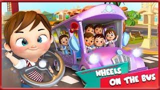 Wheels On The Bus , Baby Shark , Happy Birthday Song , Johny Johny Yes Papa