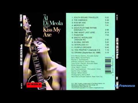 Al Di Meola ~ Kiss My Axe