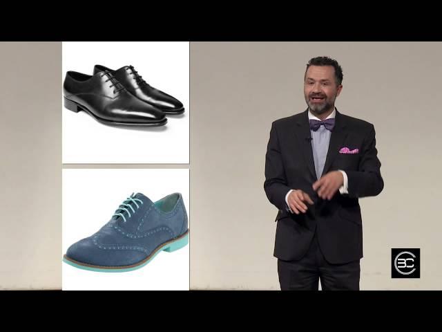 Cómo Saber si un Zapato es Informal - Bere Casillas (Elegancia 2.0)
