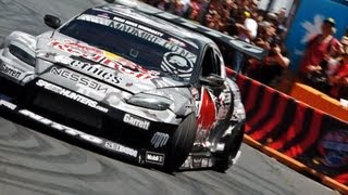 Red Bull Drift Shifters - Auckland, New Zealand 2012