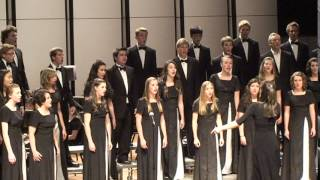 Baba Yetu (The Lord's Prayer), FCHS A Cappella Choir, May 21, 2013