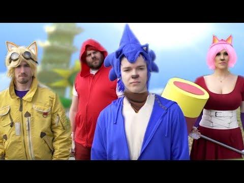 Sonic Boom - Sonic Parody & Parkour - #sonicboom video