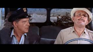 It's a Mad, Mad, Mad, Mad World (1963) -  the 'special relationship'