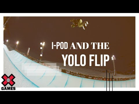 I-Pod Lands first ever YOLO Flip