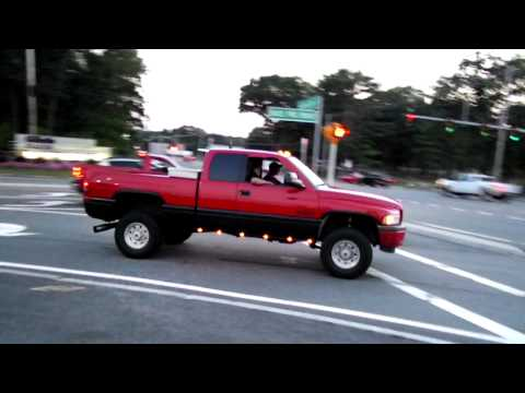 Dodge cummins 12 valve take off