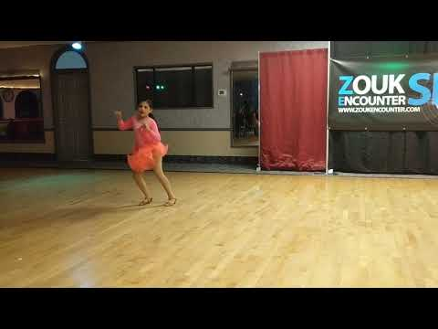 ZEDFSD2018 Performance-1 ~ Zouk Soul