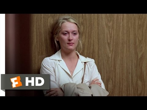 Kramer vs. Kramer (1/8) Movie CLIP - I'm Leaving You (1979) HD