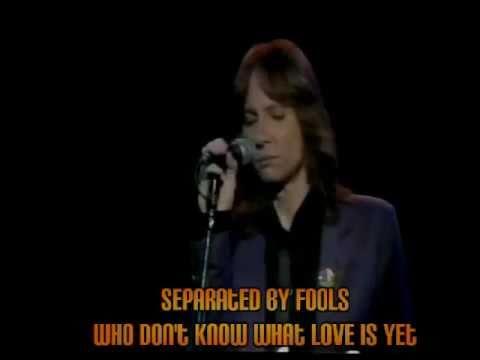 Into the night benny mardones with lyrics youtube