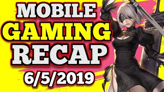 Mobile GAMING Recap :  Overhit, SINoAlice, Dawn of Isle, Mobile Legends Adventure, Marvel Super War