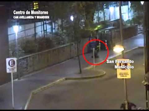San Fernando: dos motochorros fueron detenidos por el trabajo de las patrullas municipales
