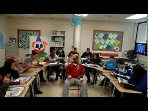 Harlem Shake - French Class Edition