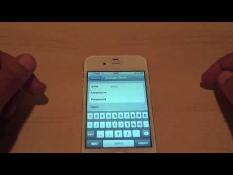 Apple iphone straight talk new/old tfw mms/data settings step by step (2013)
