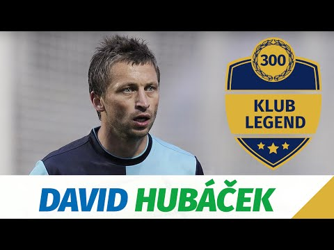 David Hubáček v Klubu legend