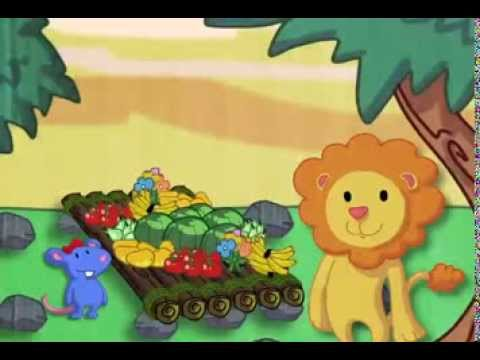 The Jollitown Kids Show Ep4 - The Lion And The Mouse video