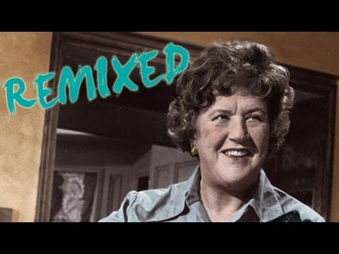 Julia Child Auto-Tune Remix