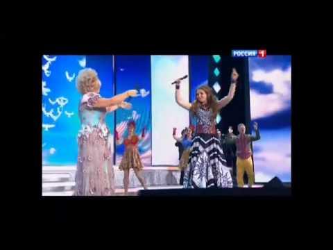 """""""Голубка белая""""-Марина Девятова и Надежда Кадышева"""