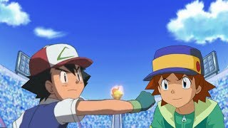 Pokémon Battle USUM: Kanto Ash Vs Ritchie (Pokemon Kanto League)
