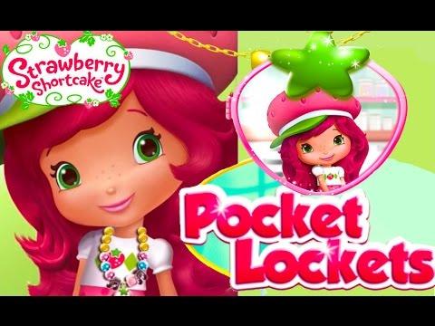Strawberry Shortcake Game Episodes  Pocket Lockets iPad Apps For Girls