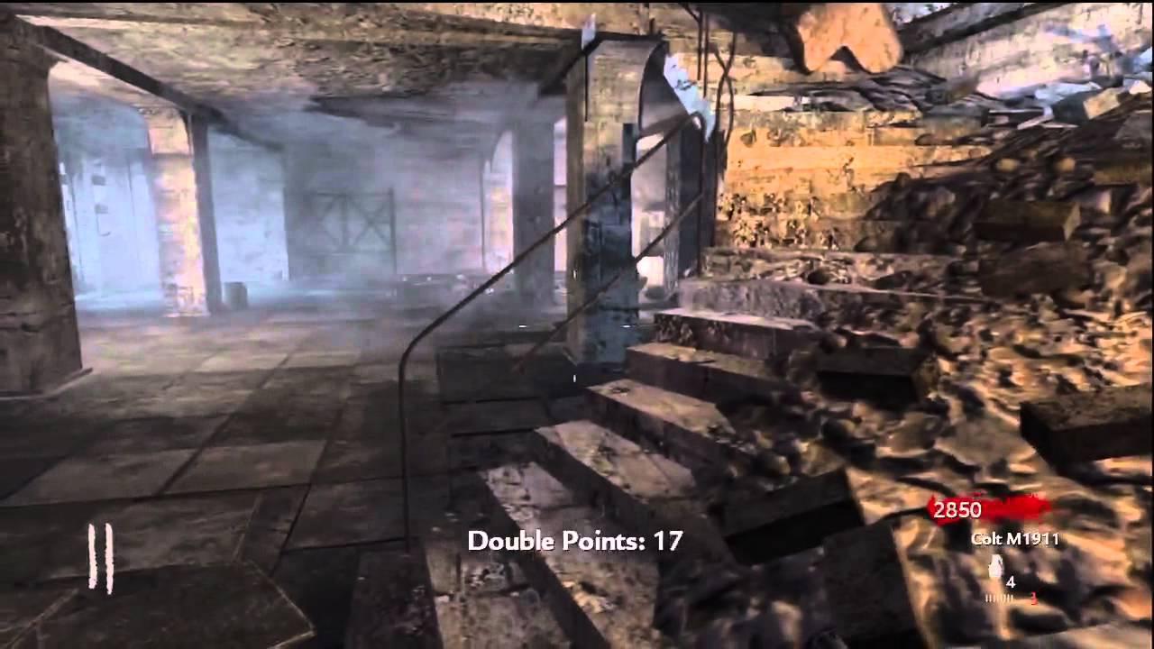 World at War Zombies Nacht Der Untoten Live Commentary Part 1 YouTube