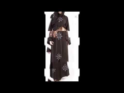 عبايات خليجية 2015 |عبايات سعودى سوداء