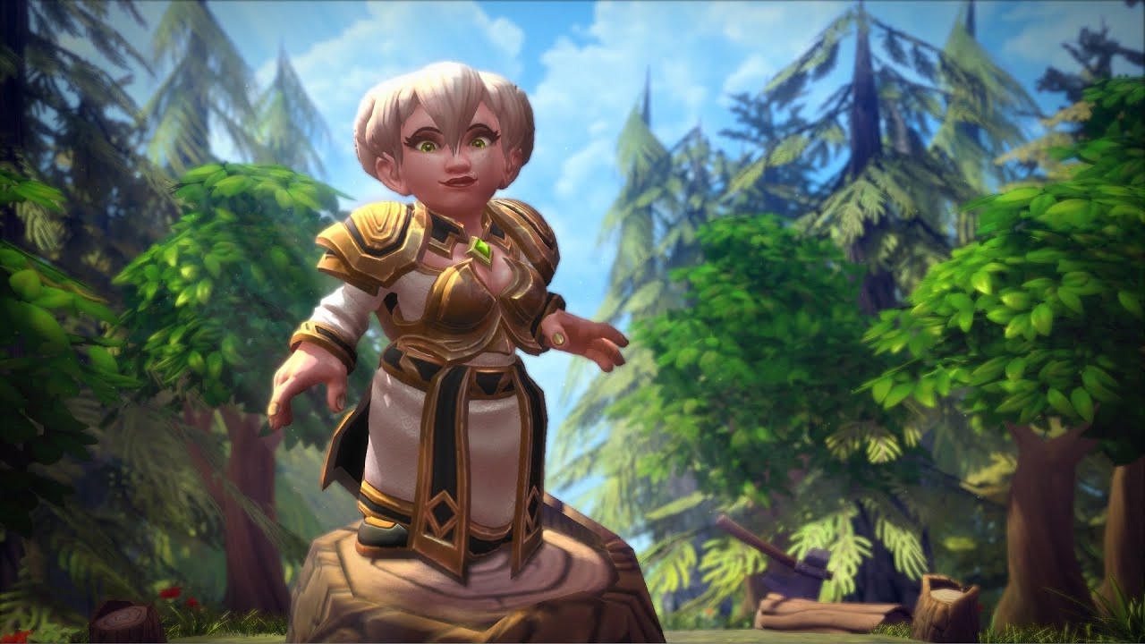 World of warcraft chromie the gnome nude smut scene
