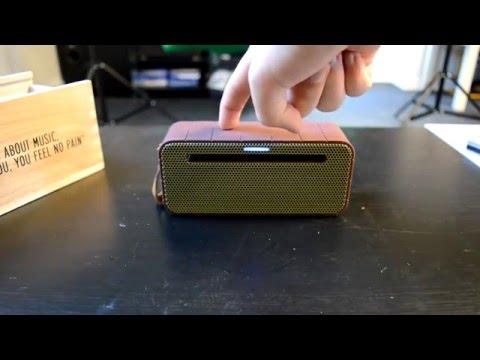 Kreafunk aMOVE bluetooth højtaler