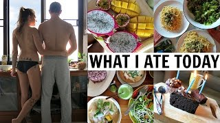What I Ate Today | Bae
