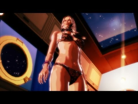 Killer is Dead (Gameplay 15 Firsts Minutes) - Playthrough PS3