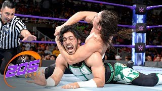 Mustafa Ali vs. The Brian Kendrick: WWE 205 Live, Aug. 15, 2017